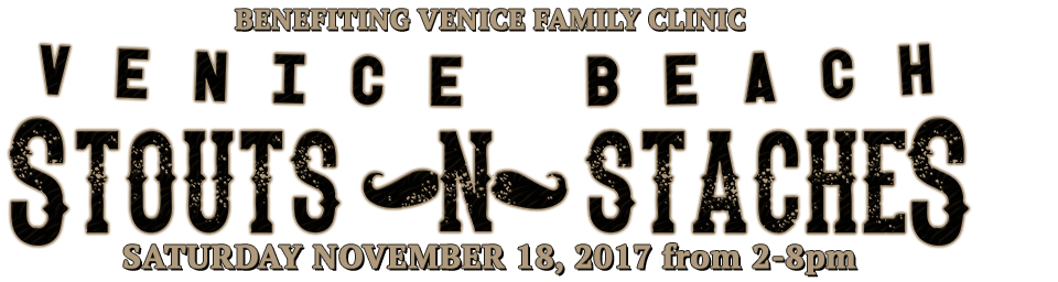 Stouts n Staches - Sat Nov 18, 2017 - 2-8pm